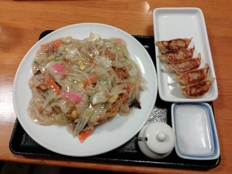 リンガーハット 皿うどん