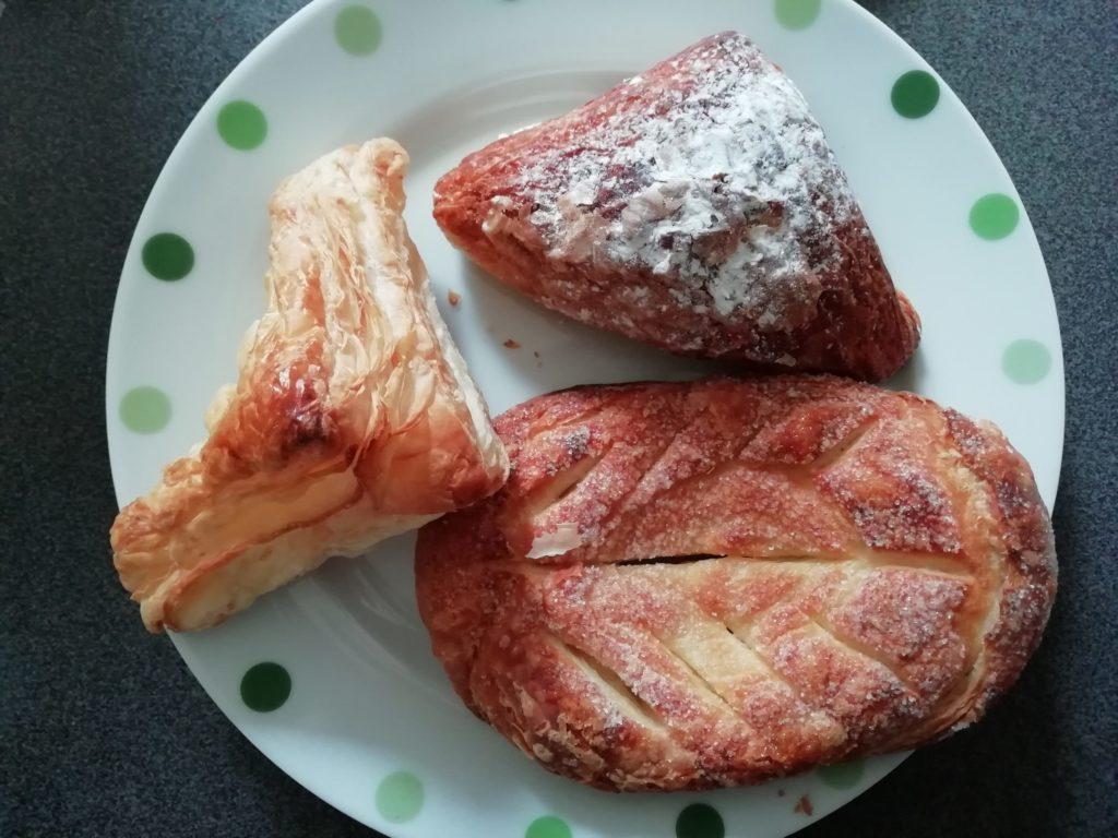 伊三郎製パン 菓子パン
