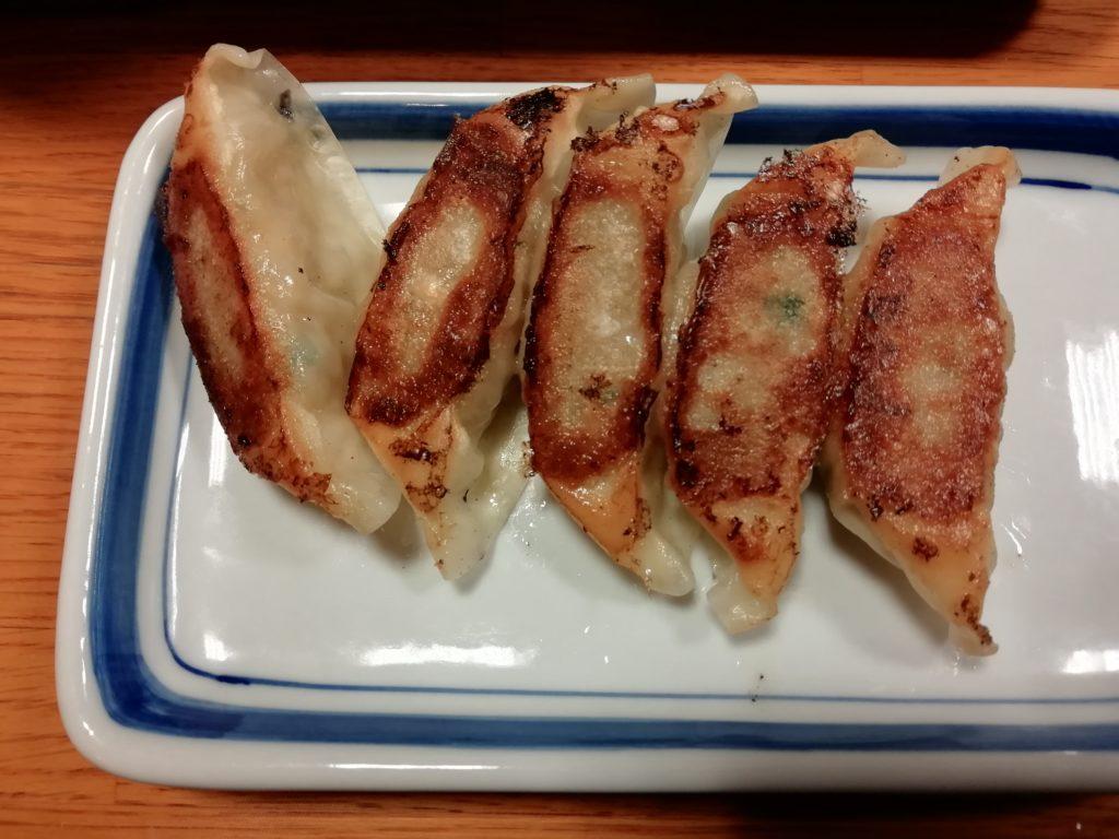 リンガーハット 餃子5個