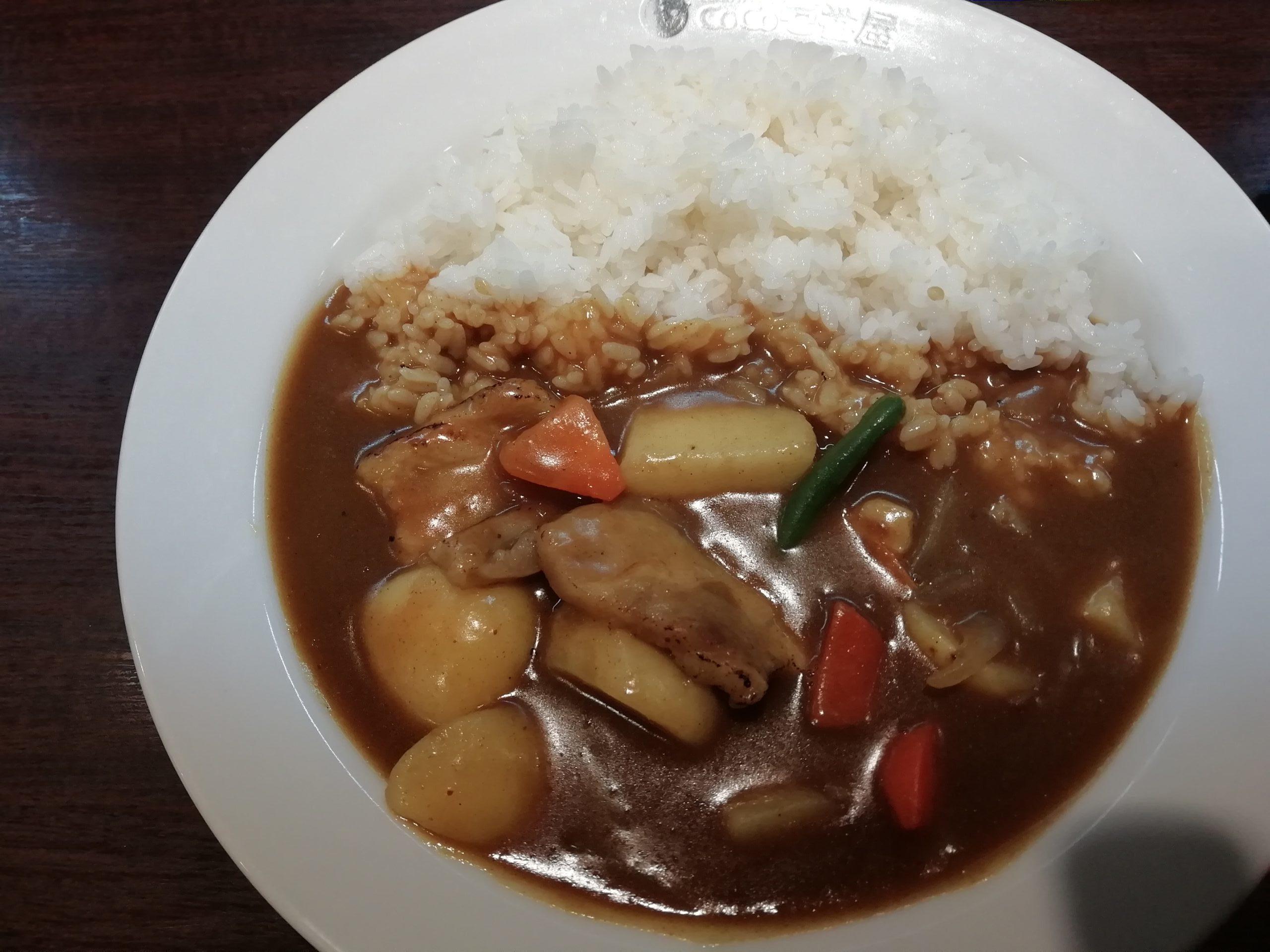 CoCo壱番屋 グランド・マザー・カレー