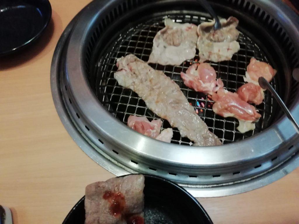 焼肉ウエスト 焼きしゃぶ 焼肉
