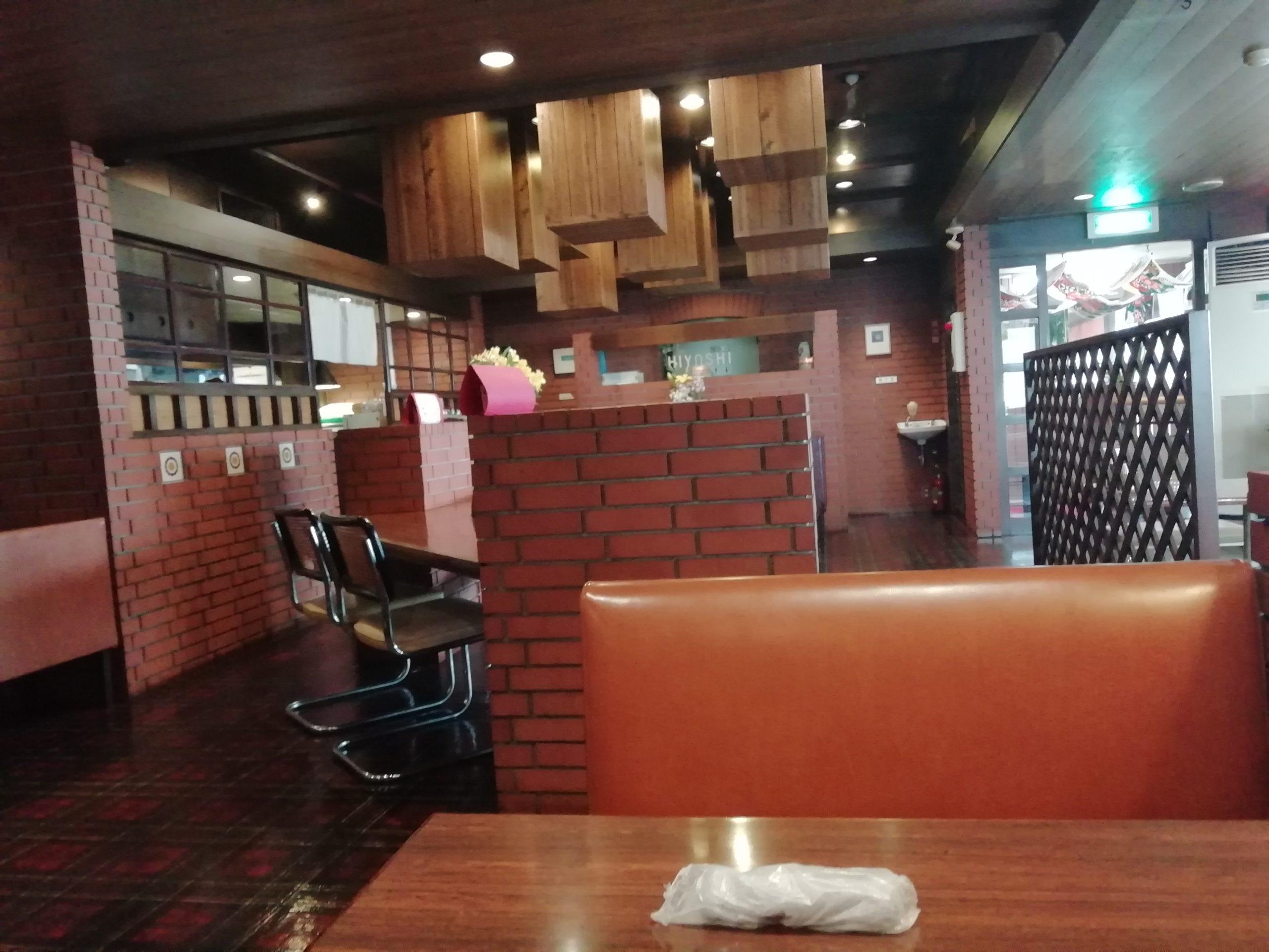 日田 ひよし 店内風景