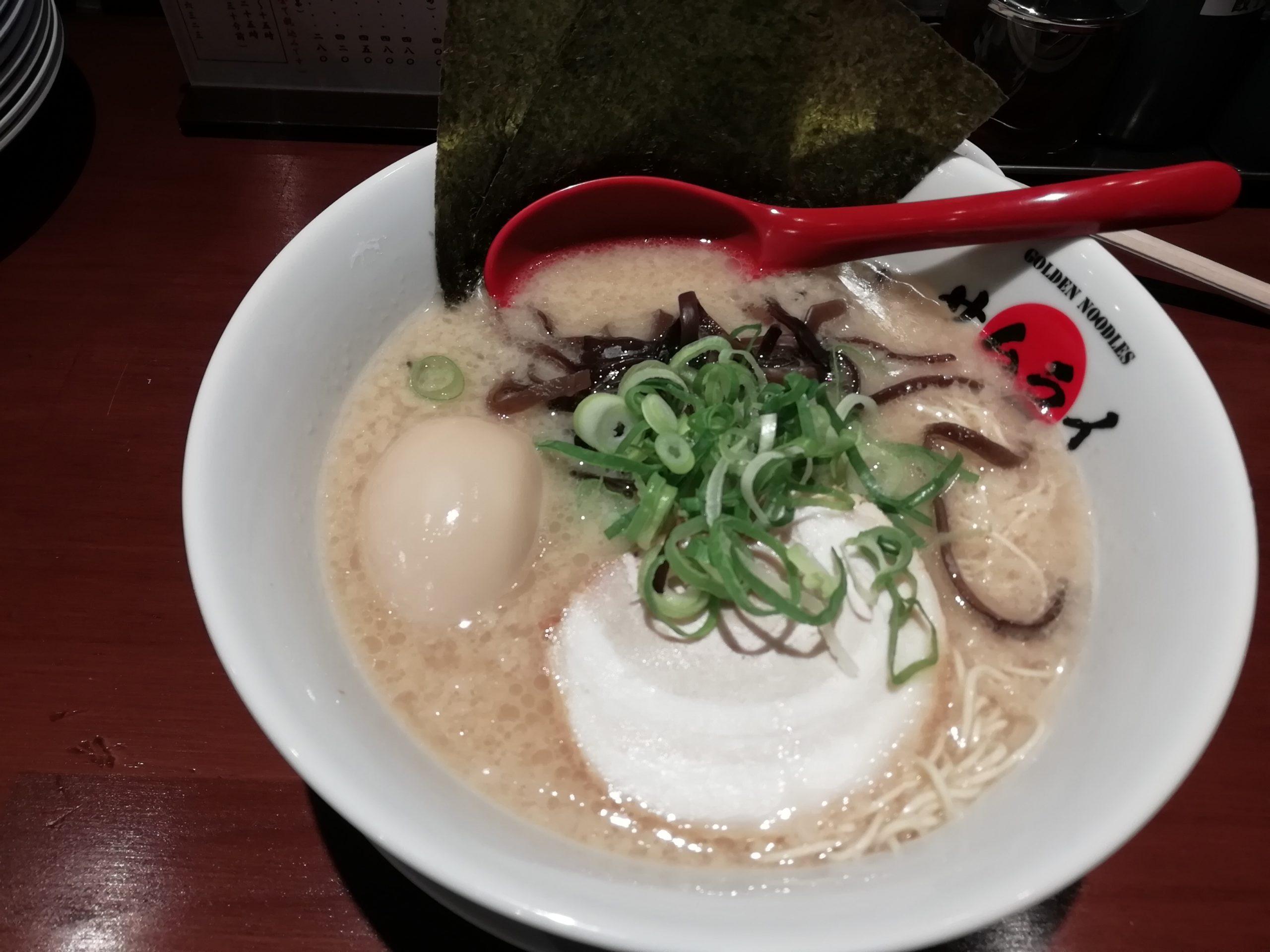 サムライ日田本店 特製極味