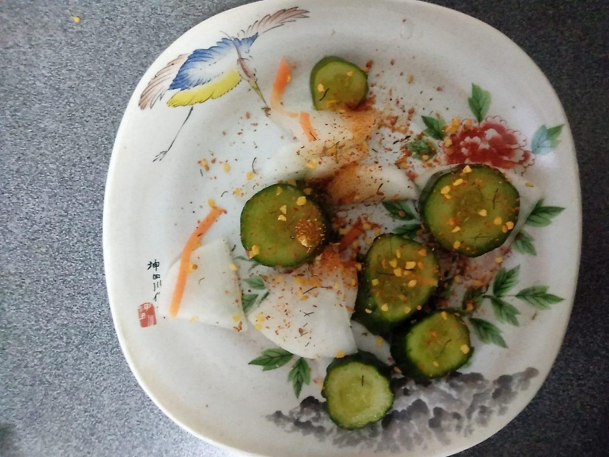 フタバ 朝鮮漬けの素 キムチ
