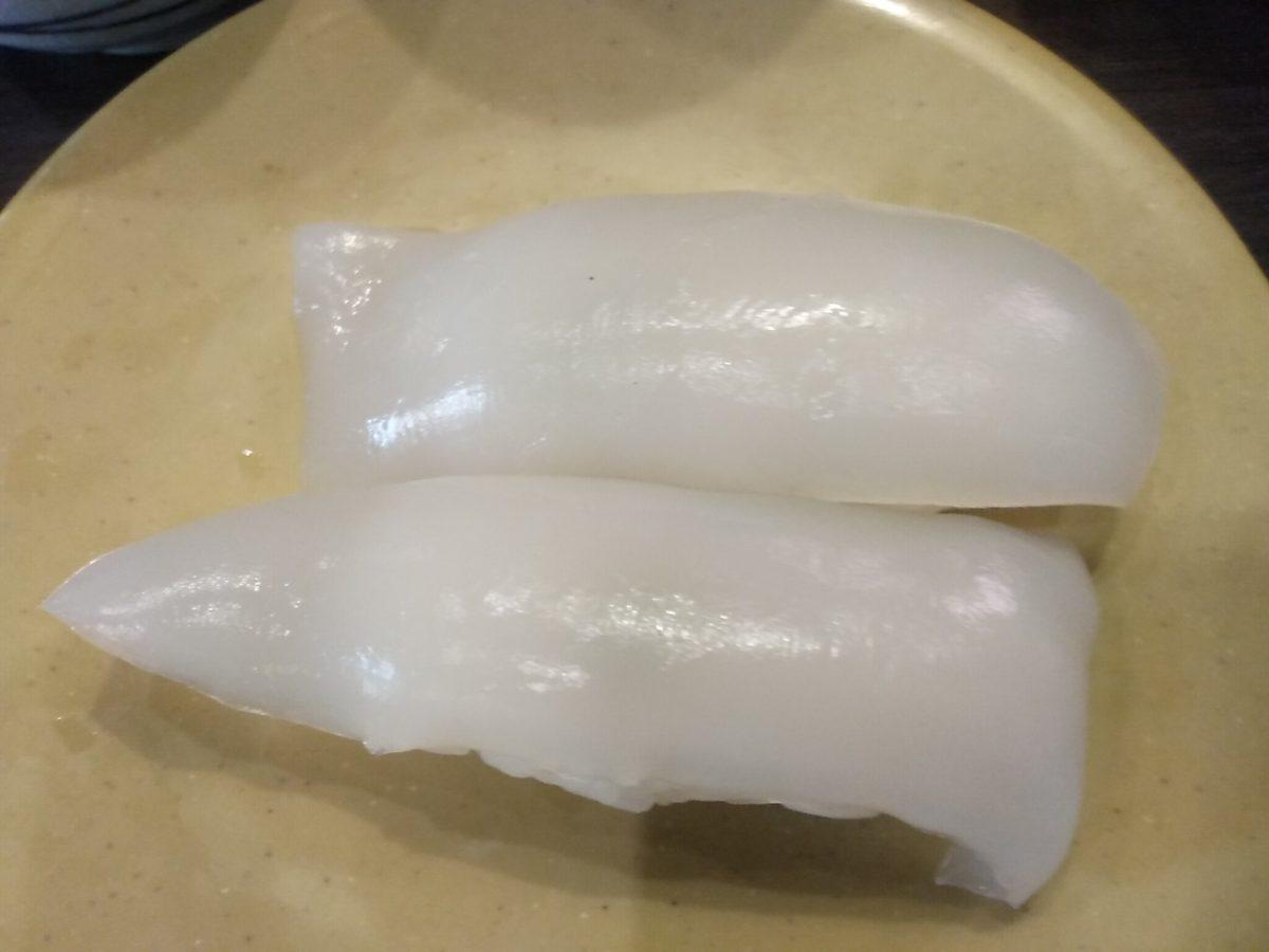 亀正くるくる寿司 いか