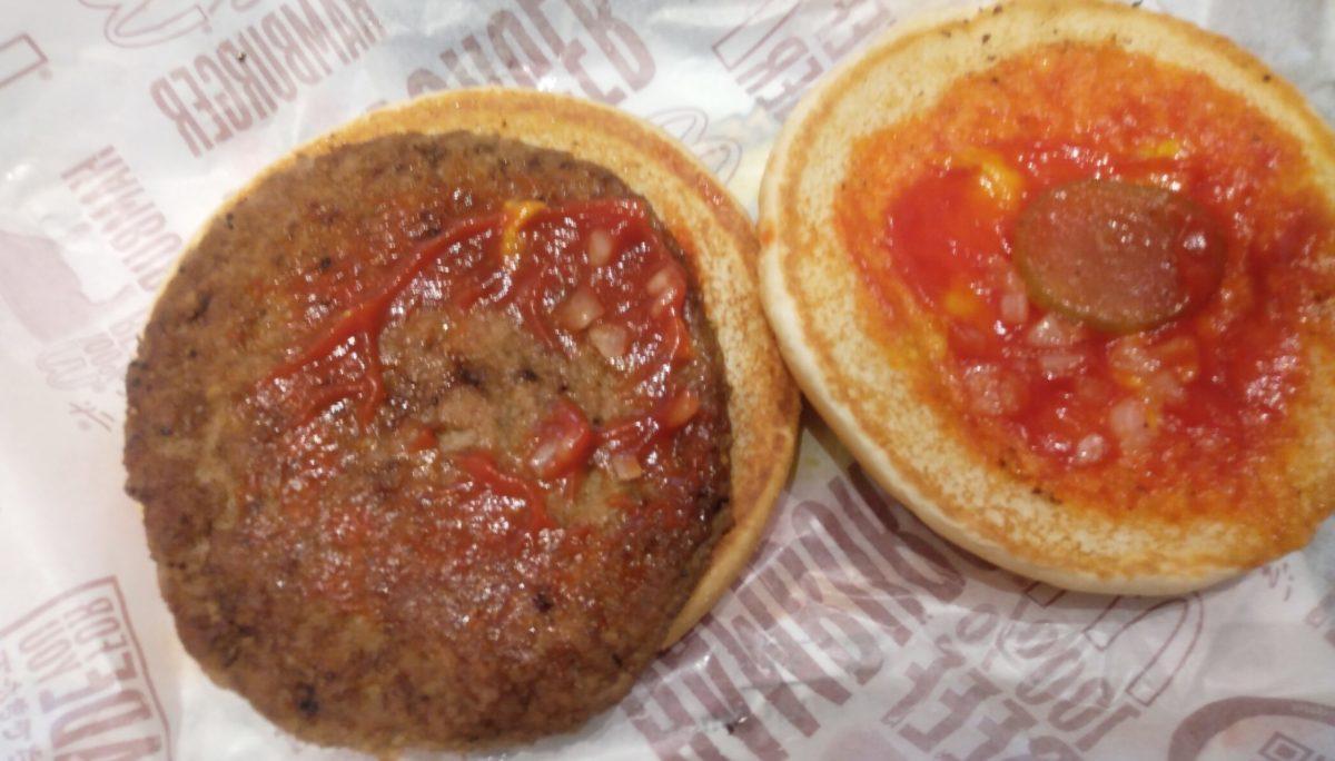 マクドナルド ハンバーガー
