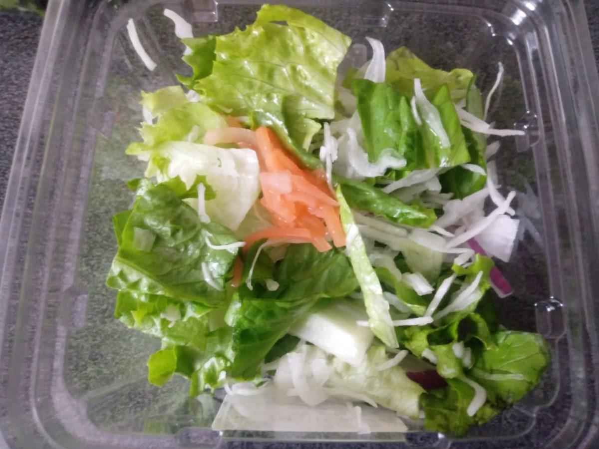 ほっともっと グリーンサラダ