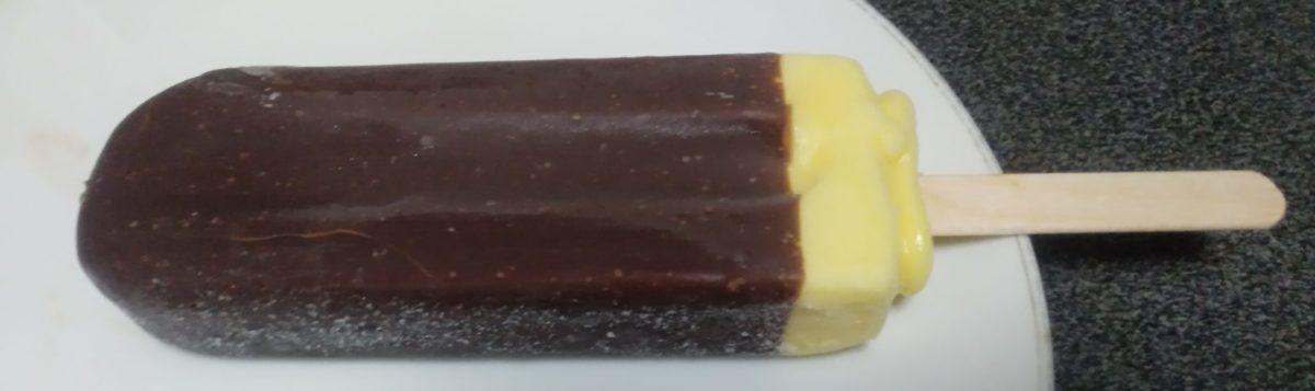 シャトレーゼ チョコバナナアイス