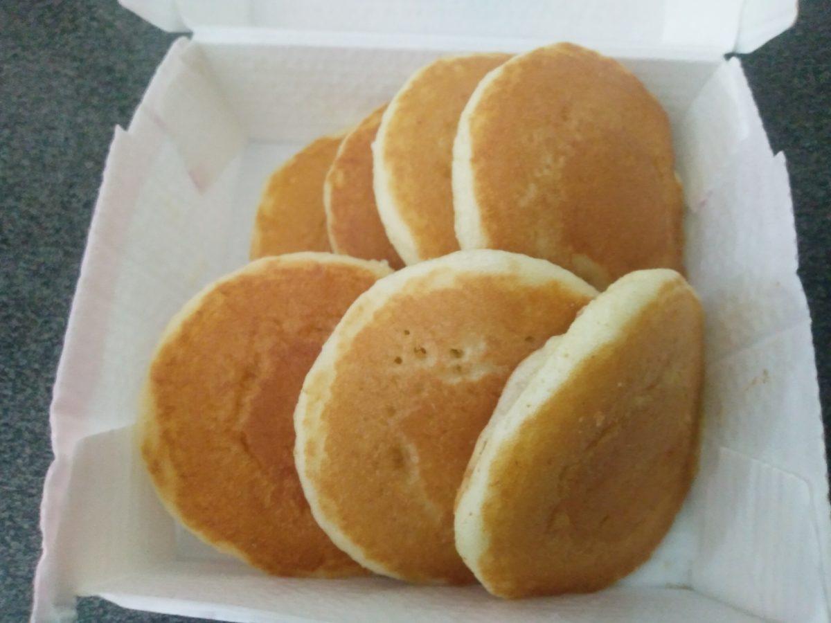 マクドナルド プチパンケーキ