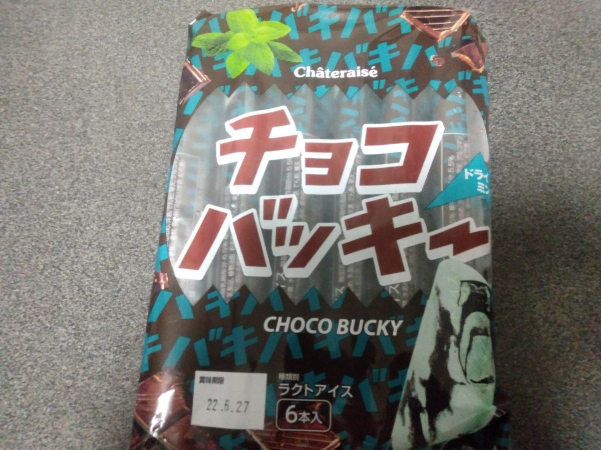 チョコバッキー ドライミント